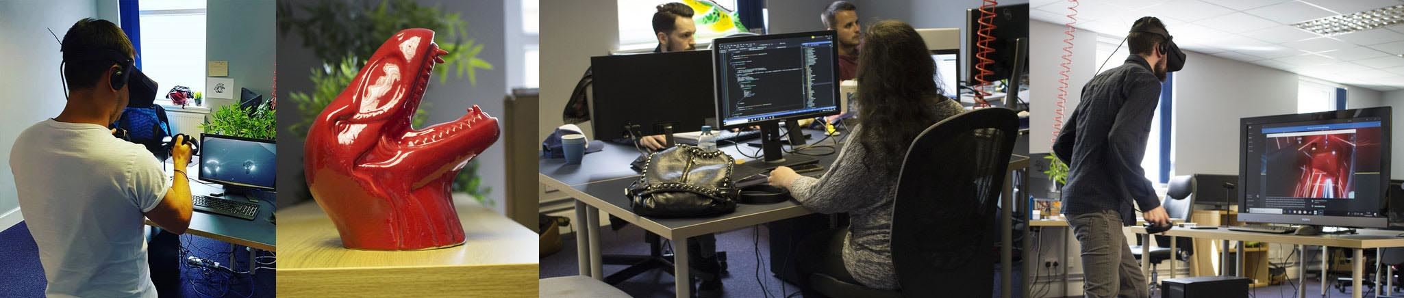 Bad Dinosaur, software development agency in Edinburgh